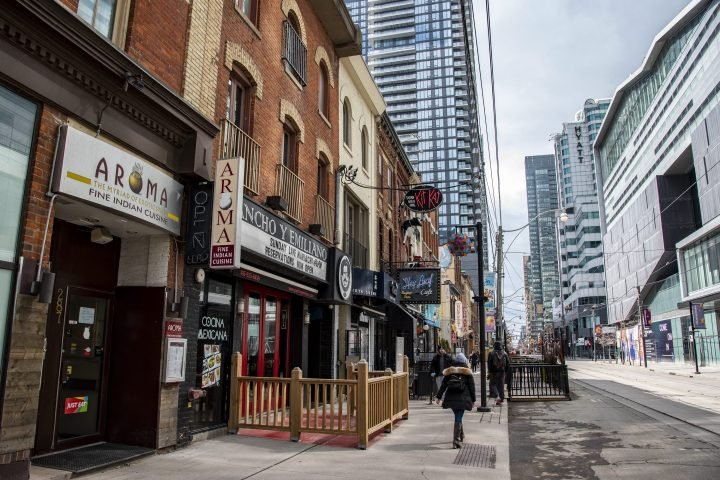 GTA businesses have seen a decline in the number of customers due to COVID-19. Many are uncertain if they will be able to reopen.