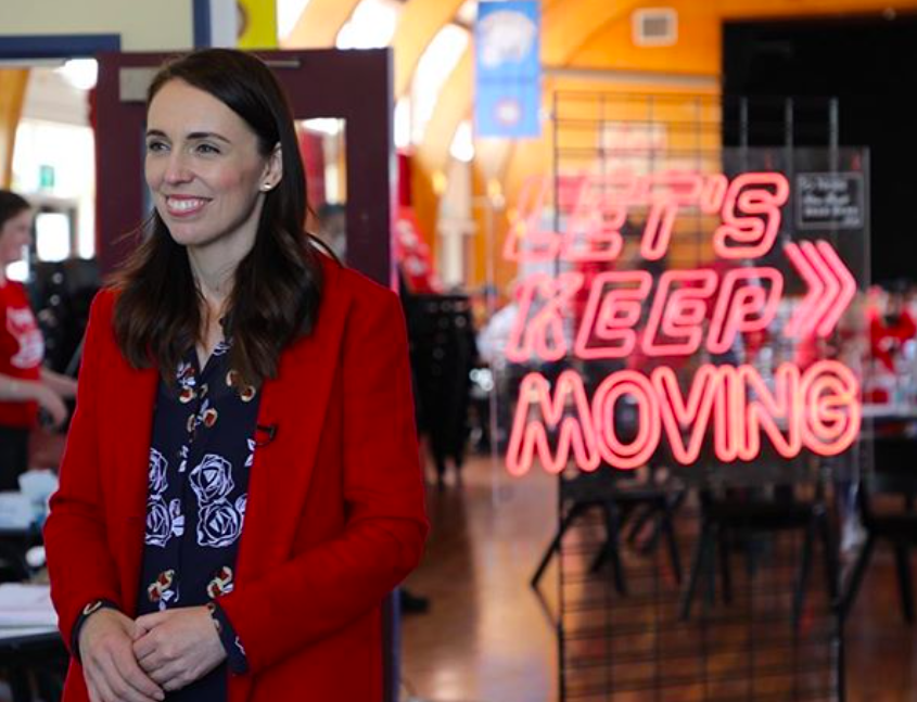 Jacinda+Ardern+secures+second+term+as+New+Zealand+Prime+Minister