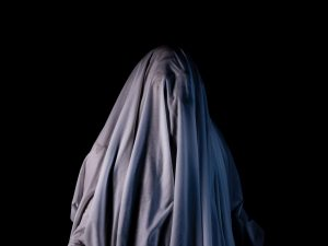 Ghosts roaming the halls of RH King Academy?