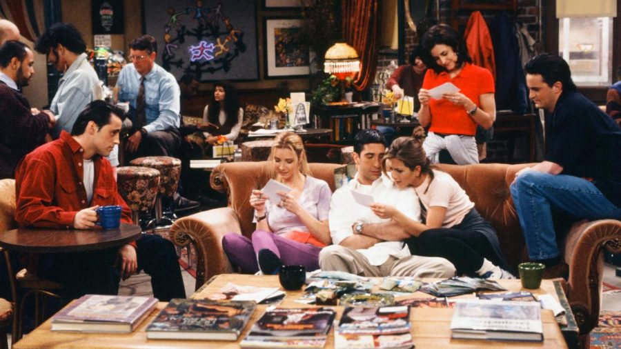 Friends is a bad show.