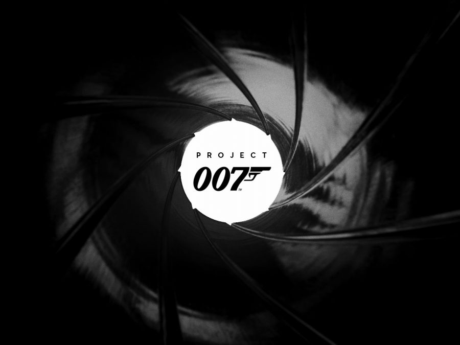 The official logo for Project 007 (working title)