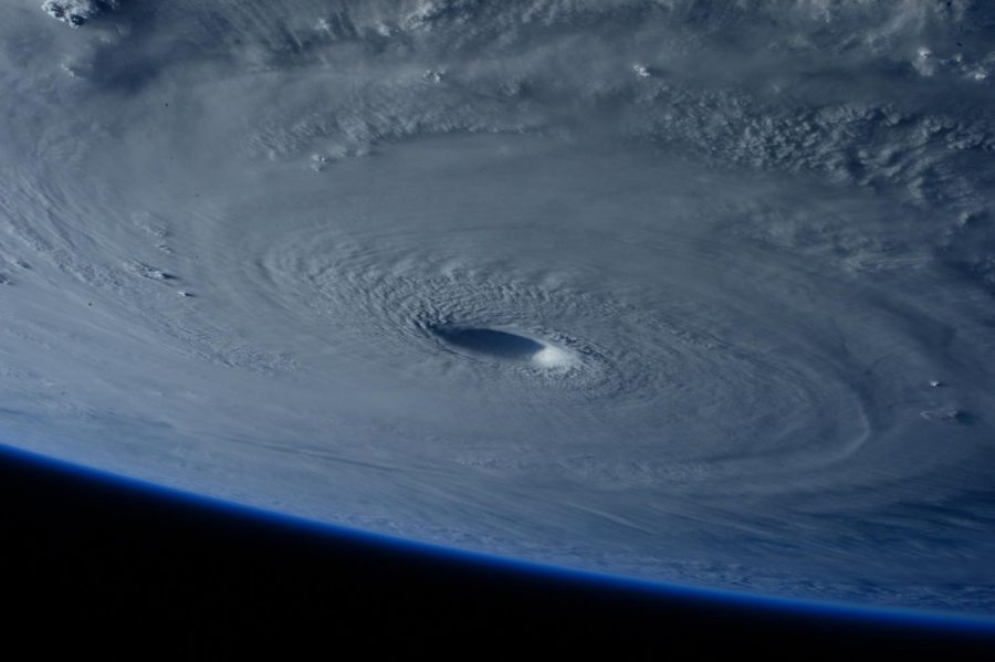 Is global warming the reason for the intensity of hurricanes?