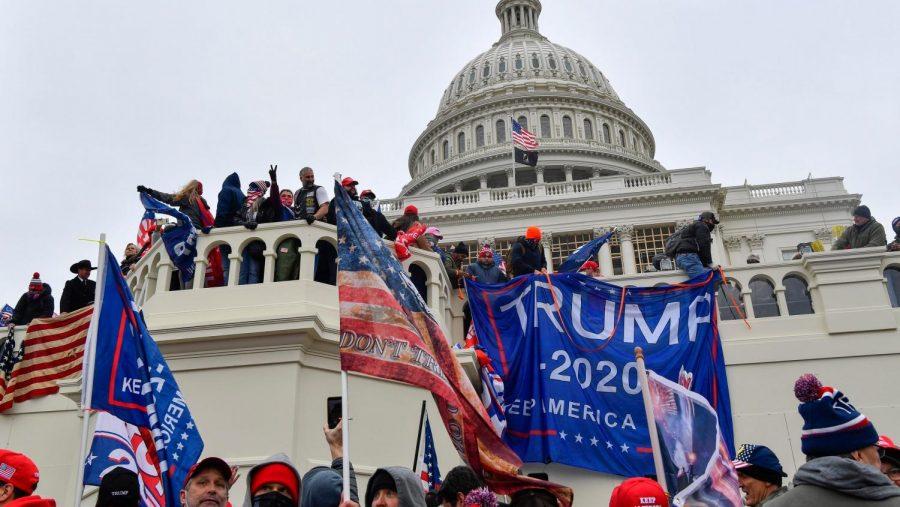 Pro-Trump mobs storm the U.S. Capitol