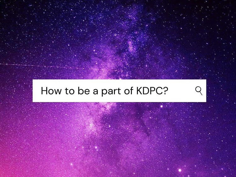 KDPC accepting new members now!