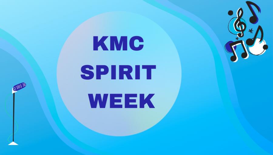 KMC's spirit week is finally here!