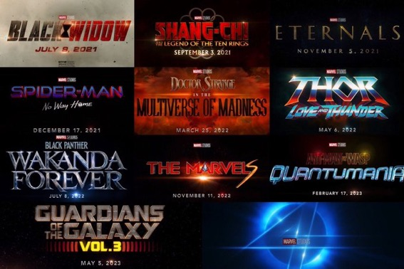 Marvel's Phase 4: The New Era