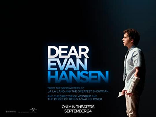 Dear Evan Hansen: A Student Perspective